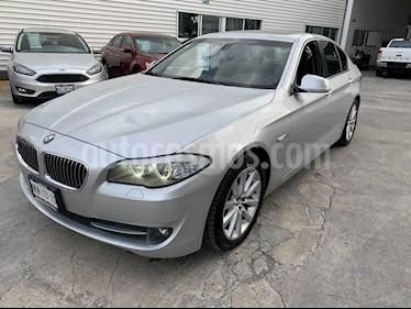 BMW Serie 5 528iA Top usado (2012) color Plata precio $259,000
