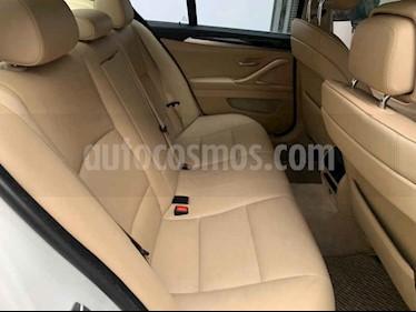 BMW Serie 5 528iA Top usado (2012) color Blanco precio $255,000