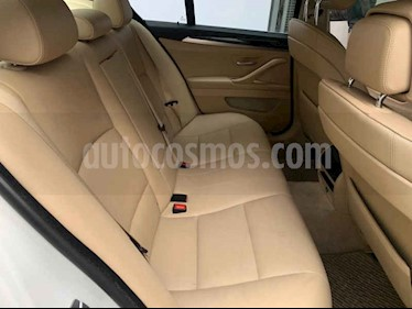 Foto BMW Serie 5 528iA Top usado (2012) color Blanco precio $260,000