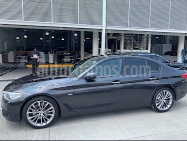 BMW Serie 5 530i  usado (2018) color Gris Oscuro precio $750,000