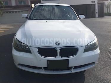 BMW Serie 5 530i  usado (2004) color Blanco precio $87,000