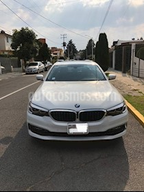 Foto venta Auto usado BMW Serie 5 530iA Sport Line (2018) color Blanco Mineral precio $790,000