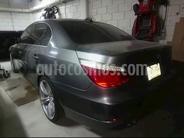 Foto BMW Serie 5 530iA Top Active Dynamic usado (2009) color Gris Plata  precio $250,000