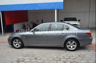 BMW Serie 5 530iA Top Active Dynamic usado (2009) color Gris Space precio $185,000