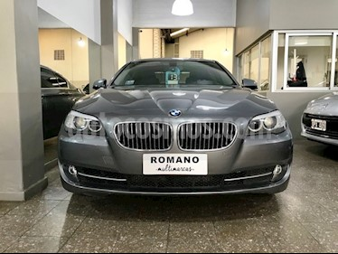 Foto venta Auto usado BMW Serie 5 535i Executive (2013) color Gris Metalico precio $1.400.000