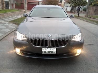 Foto venta Auto usado BMW Serie 5 535i Gran Turismo (2011) color Gris Oscuro precio $1.424.000