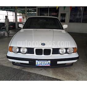 BMW Serie 5 535i Paquete M usado (1991) color Blanco precio BoF4.600