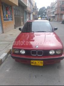 BMW Serie 5 535i usado (1993) color Rojo precio $1.900.000.000