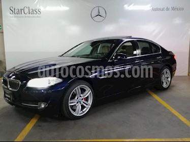 BMW Serie 5 535iA Lujo usado (2012) color Azul precio $349,000