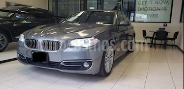 Foto venta Auto usado BMW Serie 5 535iA Luxury Line (2016) color Gris precio $490,000