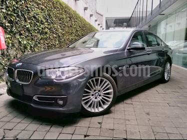 Foto venta Auto usado BMW Serie 5 535iA Luxury Line (2016) color Gris precio $560,000