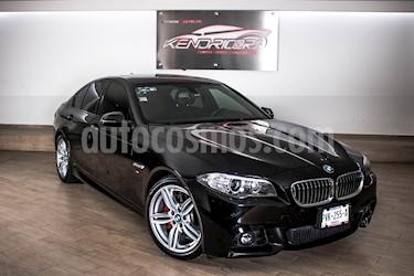 Foto venta Auto usado BMW Serie 5 535iA M Sport (2014) color Negro precio $429,000
