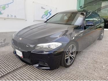 foto BMW Serie 5 535iA M Sport usado (2012) color Negro precio $430,000