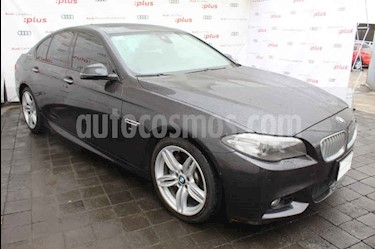 Foto venta Auto usado BMW Serie 5 535iA M Sport (2015) color Negro precio $540,000