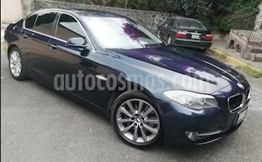 BMW Serie 5 535iA Top usado (2011) color Azul Imperial precio $324,000