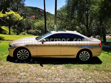BMW Serie 5 535iA Top usado (2011) color Bronce precio $260,000