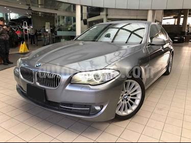 Foto BMW Serie 5 535iA Top usado (2014) color Gris precio $370,000
