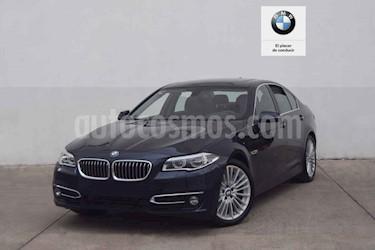 Foto venta Auto usado BMW Serie 5 550iA Luxury Line (2014) color Azul precio $550,000