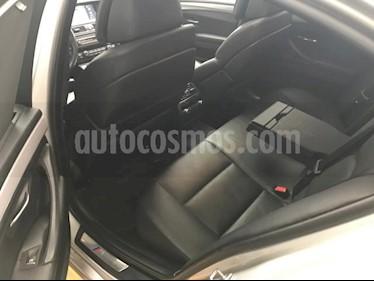 Foto venta Auto usado BMW Serie 5 550iA M Sport (2012) color Plata precio $360,000