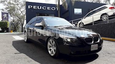 Foto BMW Serie 5 550iA Top usado (2006) color Negro precio $205,000