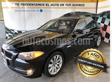 Foto venta Auto Seminuevo BMW Serie 5 550iA Top (2011) color Negro precio $390,000