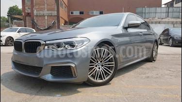 Foto venta Auto usado BMW Serie 5 550iA (2019) color Gris precio $1,550,000