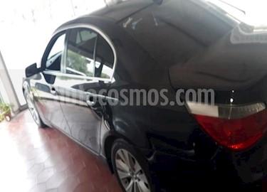 BMW Serie 5 545iA Premium usado (2005) color Negro precio $980.000