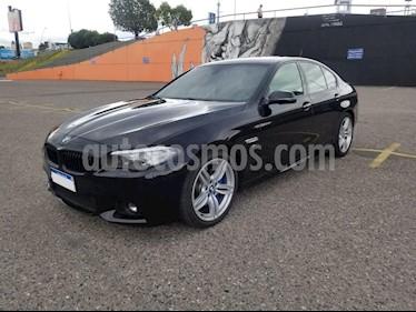 BMW Serie 5 535i Paquete M usado (2016) color Negro precio $4.950.000