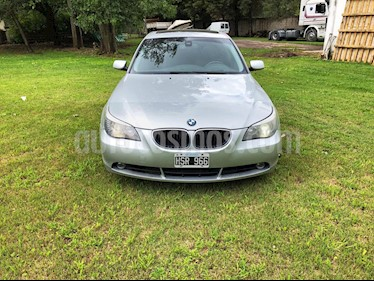 BMW Serie 5 530d Executive usado (2009) color Gris Metalico precio u$s15.800