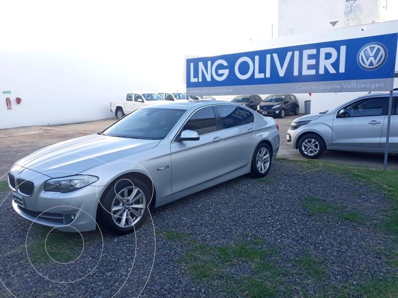 Foto BMW Serie 5 530i Executive usado (2013) color Gris Estrella precio u$s20.500