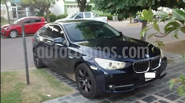 Foto BMW Serie 5 535i Gran Turismo usado (2011) color Negro precio $1.590.000