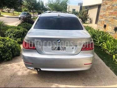 BMW Serie 5 530i Executive usado (2009) color Gris Plata  precio u$s15.800