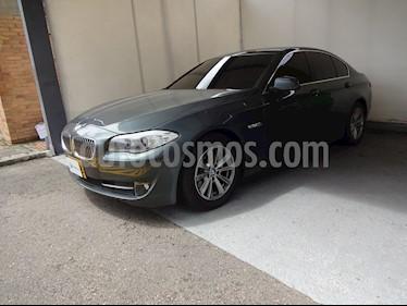 BMW Serie 5 520d Executive usado (2013) color Tasman precio $64.990.000