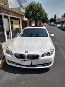 BMW Serie 5 535iA Lujo  usado (2013) color Blanco Alpine precio $280,500