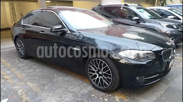 BMW Serie 5 535iA Top usado (2014) color Negro precio $395,000