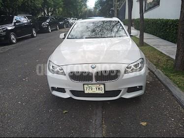 BMW Serie 5 530iA M Sport usado (2012) color Blanco precio $295,000