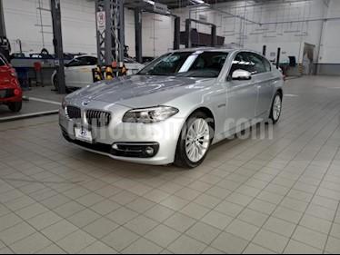 BMW Serie 5 528iA Luxury Line usado (2016) color Plata precio $445,000