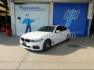 BMW Serie 5 4p 540iA M Sport L6/3.0/T Aut usado (2018) color Blanco precio $499,000
