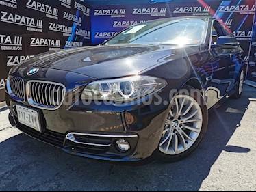 BMW Serie 5 528iA Luxury Line usado (2015) color Negro precio $395,000