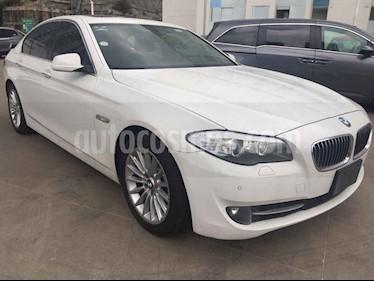 BMW Serie 5 535iA Top usado (2013) color Blanco precio $275,000