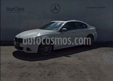 BMW Serie 5 4p 535i M Sport L6/3.0/T Aut usado (2014) color Blanco precio $399,900