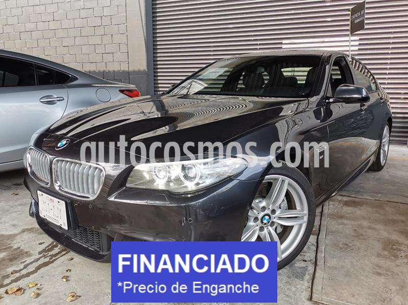 BMW Serie 5 550iA Active Dynamic usado (2015) color Negro precio $105,000
