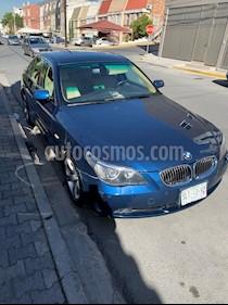 BMW Serie 5 530i Top Active Dynamic usado (2006) color Azul precio $150,000