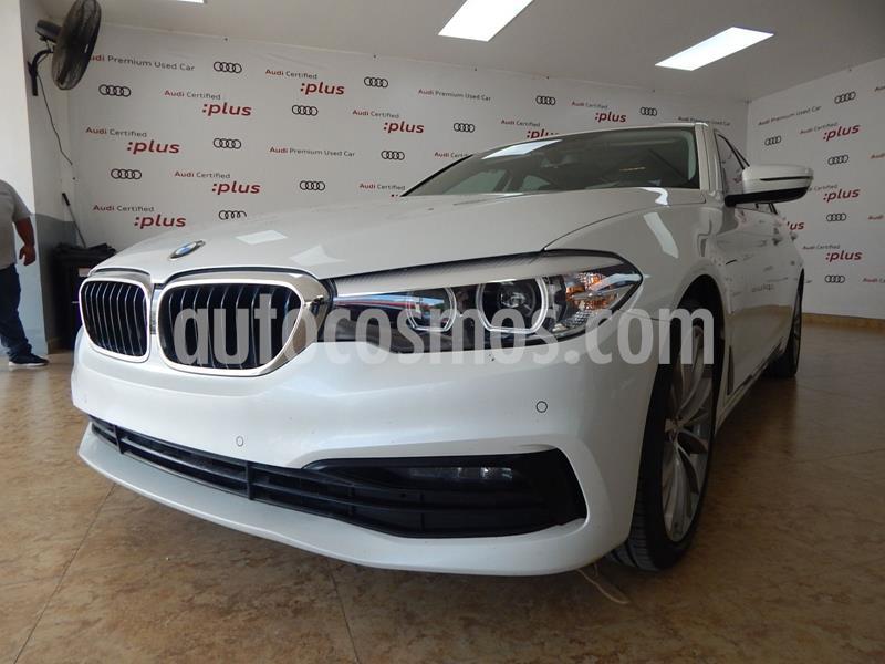 BMW Serie 5 530e Sport Line (Hibrido Conectable) usado (2019) color Blanco precio $695,000