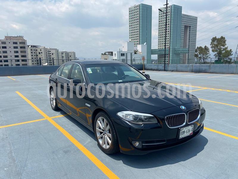 BMW Serie 5 535iA Top usado (2011) color Negro precio $249,000