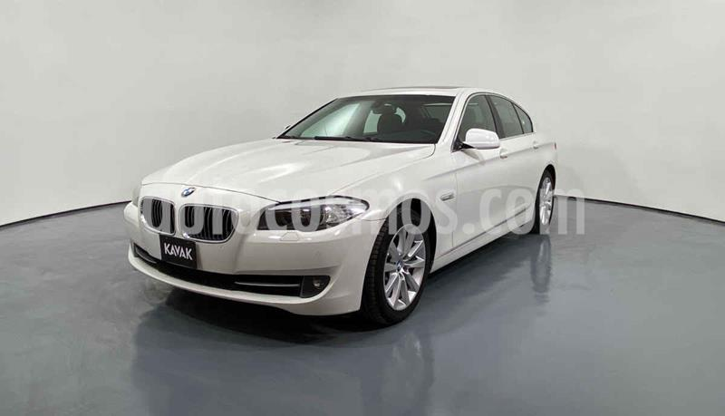 BMW Serie 5 535iA Lujo usado (2011) color Blanco precio $232,999