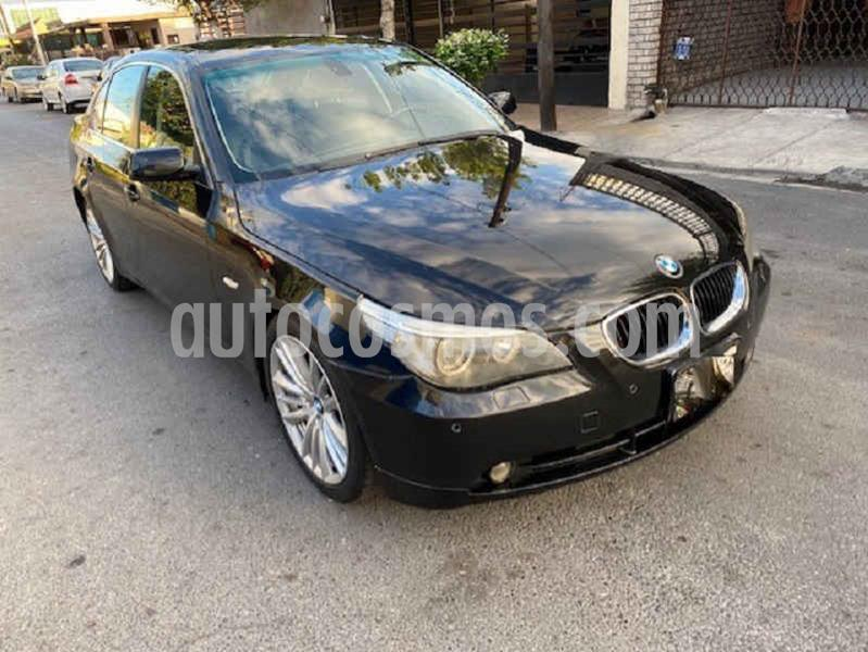 BMW Serie 5 530i Lujo usado (2004) color Negro precio $112,000