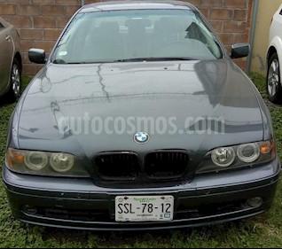 BMW Serie 5 525iA usado (2002) color Gris precio $63,000