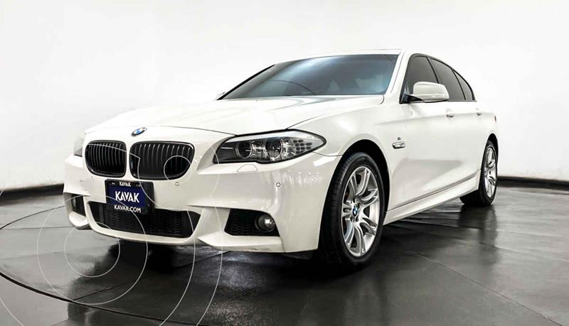 Foto BMW Serie 5 535iA M Sport usado (2012) color Blanco precio $284,999