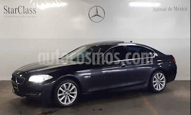 BMW Serie 5 530i Top usado (2013) color Gris precio $289,000